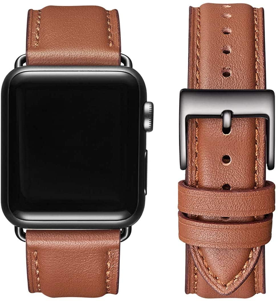 OMIU Square Bands Compatible for Apple Watch 38mm 40mm 42mm 44mm $7.99