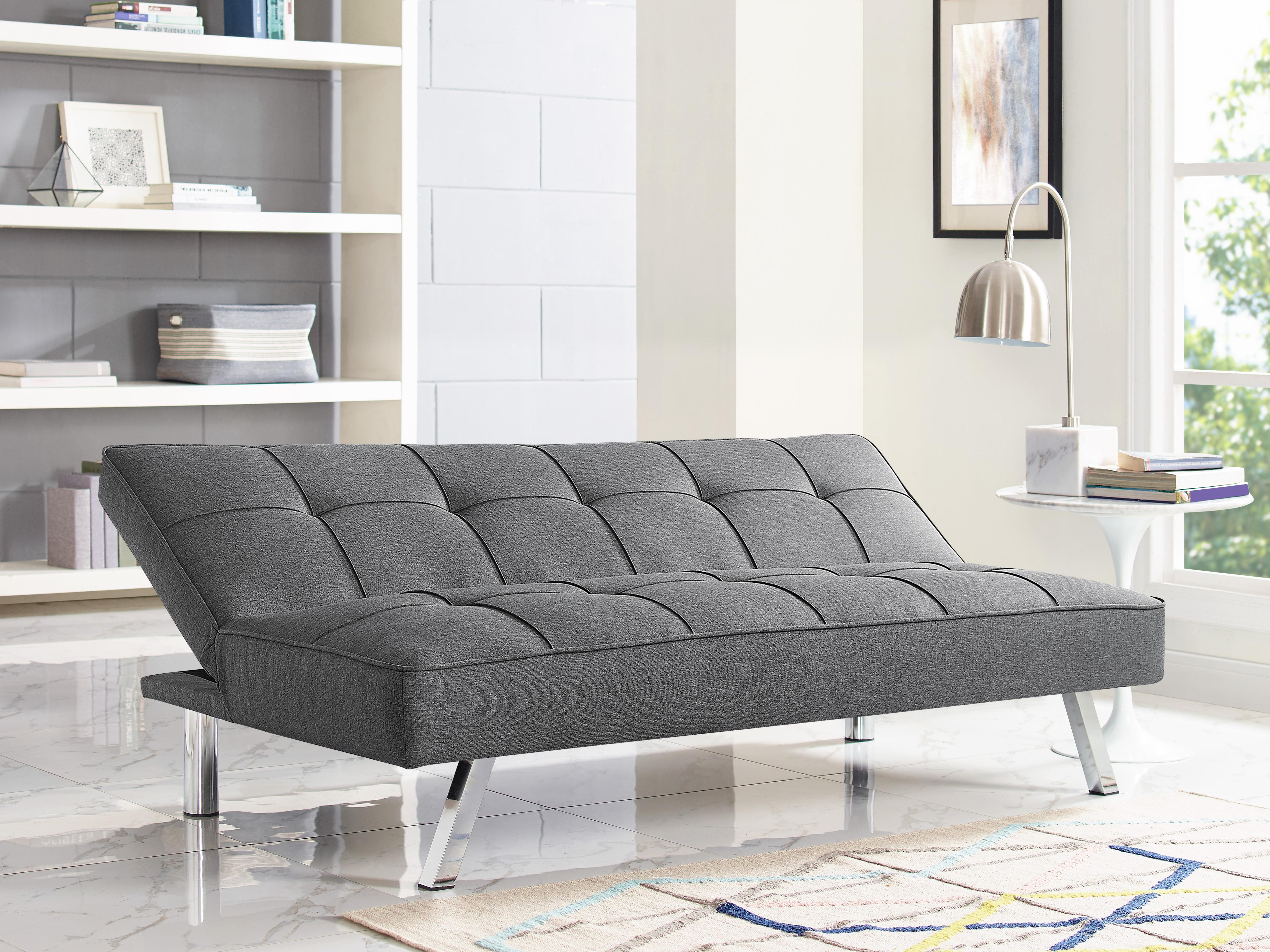 Serta Chelsea Convertible Sofa Multiple Colors 109 99 Slickdeals Net