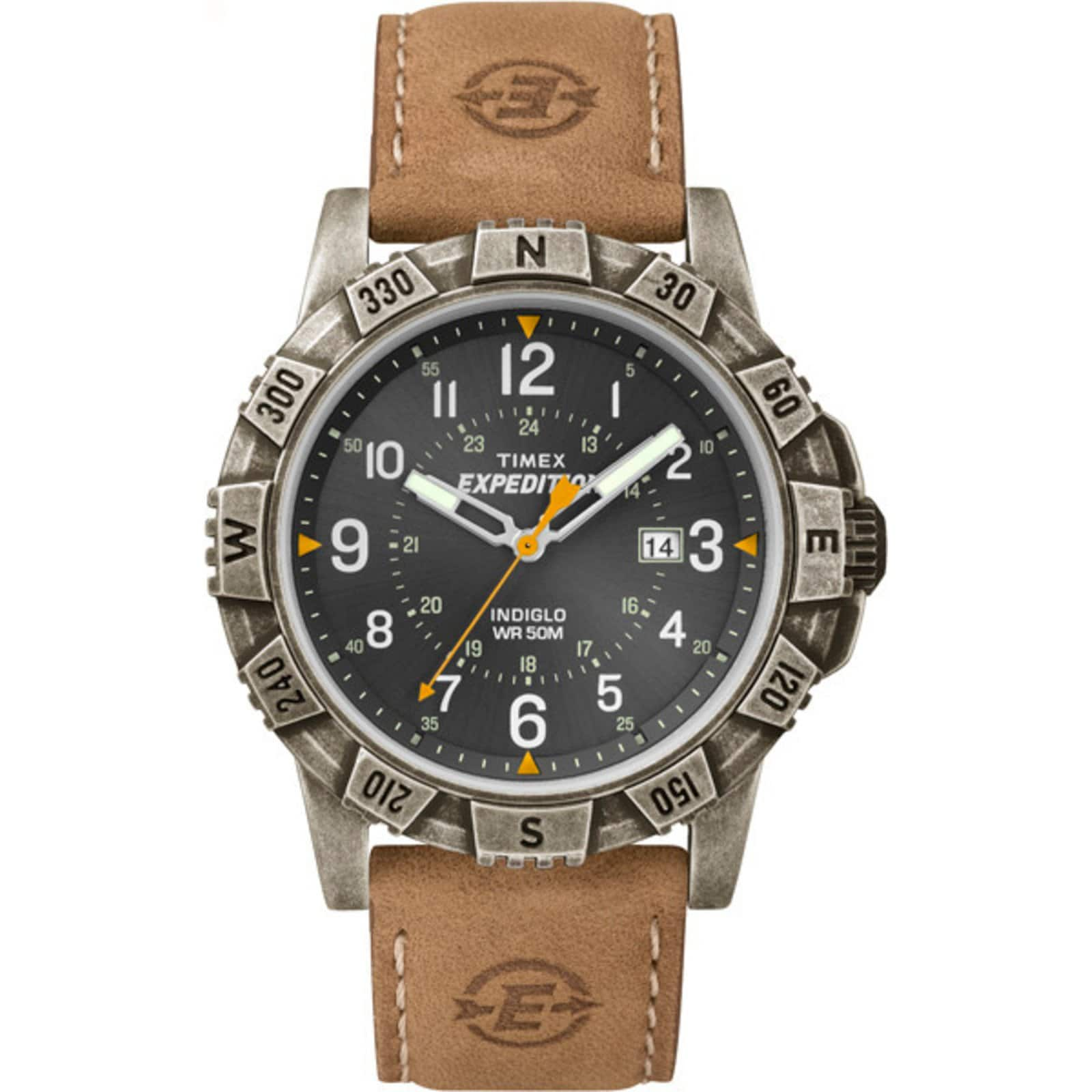 Timex Men's Expedition Rugged Metal Watch $19.19