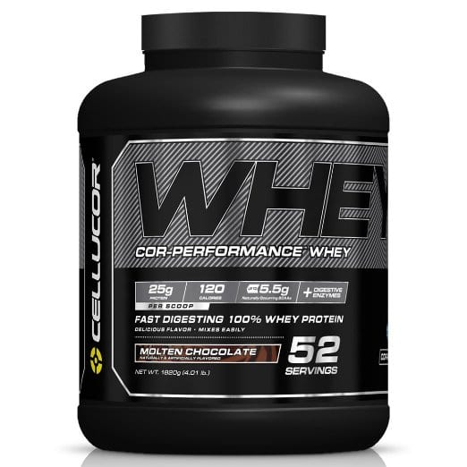 Cellucor Whey Protein 4-Lbs - $5 on Amazon