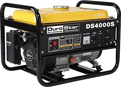 Sportsman 4,000-Watt Gasoline Powered Portable Generator - $279 - Home Depot