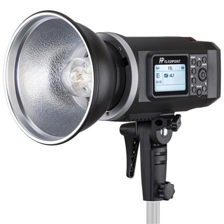 Flashpoint XPLOR 600 HSS TTL Monolight w/ R2 2.4GHz (Bowens Mount) - Free shipping $479