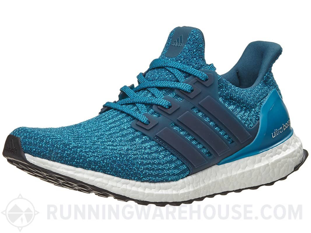 Men's Adidas Ultra Boost Running Shoe (Petrol Night) $93.65