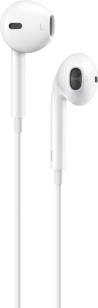 Apple - EarPods with Lightning Connector - White $23.99