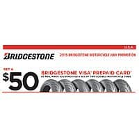RockyMountainATVMC.com Deal: Bridgestone Motorcycle Tires $50 Rebate