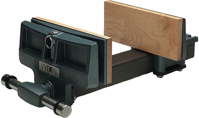 Wilton 63144 Heavy-Duty Woodworking Vise $107.2