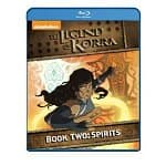 Legend of Korra: Book Two - Spirits [Blu-ray] @ Amazon for 19.99 - PREORDER
