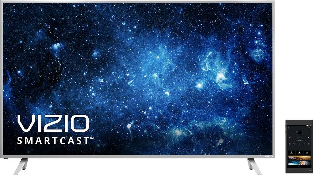 VIZIO P55-C1 - 2160p - Smart - 4K LED Ultra HD Home Theater Display with HDR $1099.99