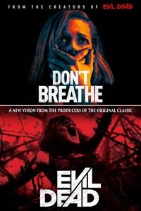 Don't Breathe/Evil Dead Bundle (MA) Digital HD at Microsoft $7.99