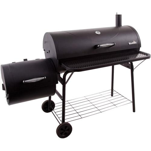 Select Walmart Stores: Char-Broil American Gourmet Offset Smoker 1280 - $79 YMMV