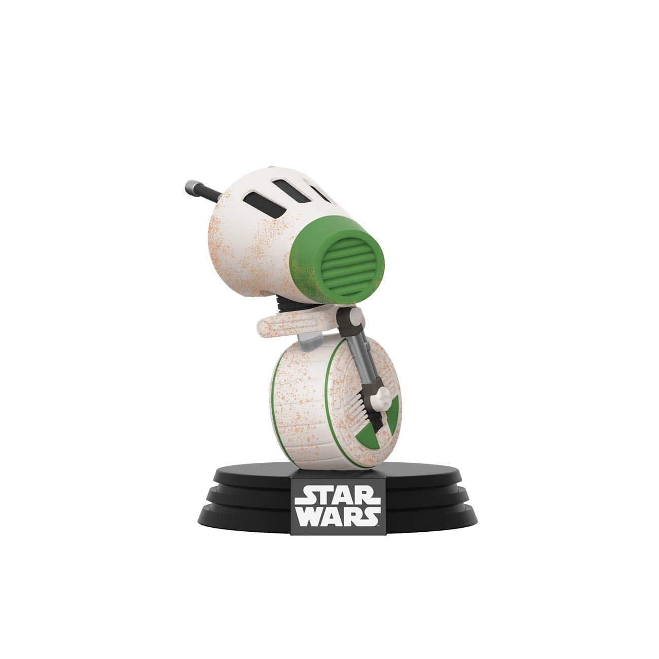 Funko Pop! Star Wars: Episode 9, Rise of Skywalker - D-O $6.25 @ Amazon + FS (Prime)