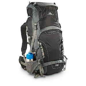 High Sierra Tangent 45L Liter Frame Backpack, $29.99, Costco B&M YMMV