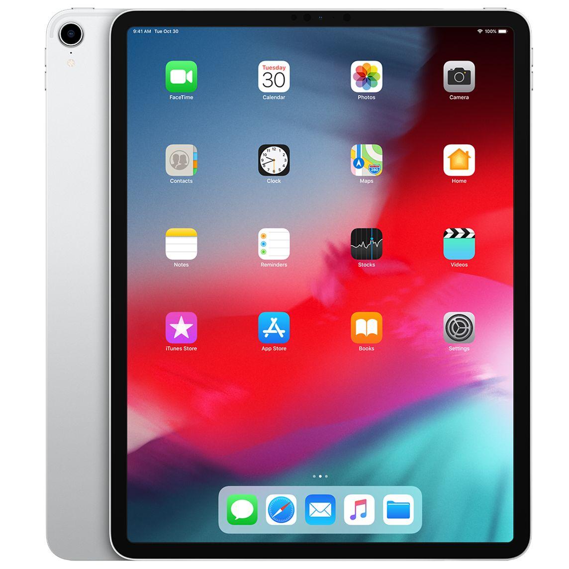 Refurbished 12.9-inch iPad Pro Wi-Fi 64GB - Silver / Space Gray (3rd Generation) $629
