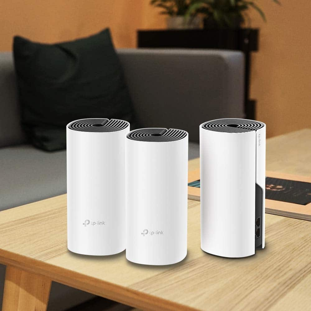 TP-Link Deco M4 Whole Home Mesh WIFI System $141.99