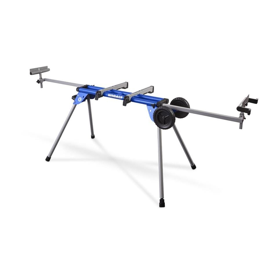 Kobalt Steel Adjustable Miter Saw Stand $99