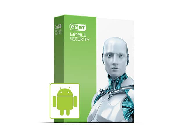 ESET Mobile Security for Android: 2-Yr Subscription - $9.95