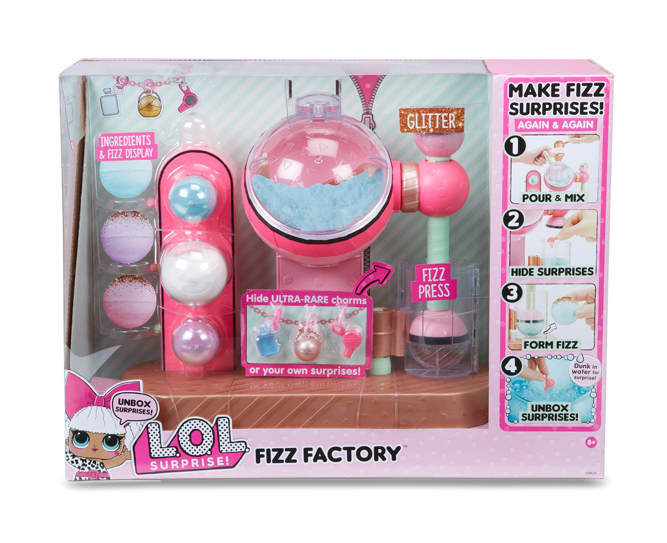 L.O.L. Surprise Fizz Factory FS <$35 or Free PU $29.88