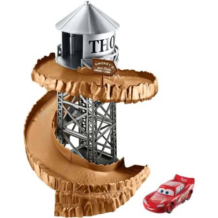 Disney/Pixar Cars 3 Midnight Run Spiral Set Free PU $4.98