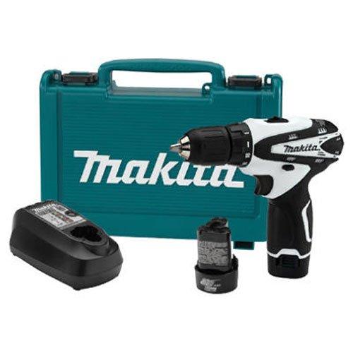 "Makita FD02W 12V max Lithium-Ion Cordless 3/8"" Driver-Drill Kit FS $67"
