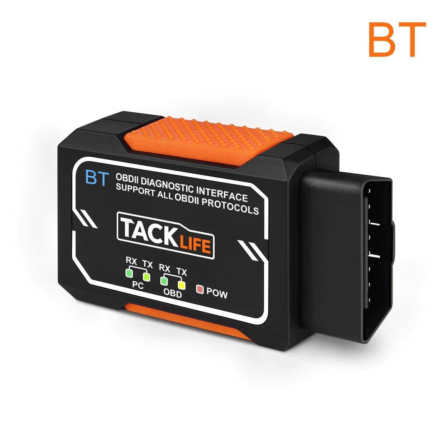 tacklife bluetooth obd2 diagnostic scan tool aobd1b. Black Bedroom Furniture Sets. Home Design Ideas