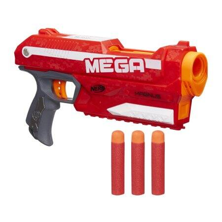 Nerf N-Strike Elite Mega Magnus Blaster Free Pickup $5.49