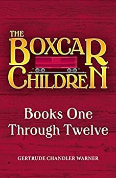 The Boxcar Children Mysteries, Books 1-12 Kindle $2