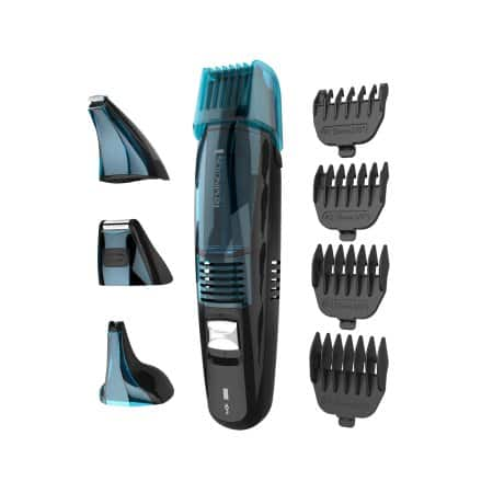 Remington Lithium Power Series 4-in-1 Vacuum Grooming Kit, Men's Groomer Walmart And Amazon $20.75