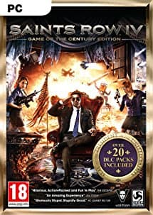 Saints Row IV Game of the Century Edition [Online Game Code] $4.99