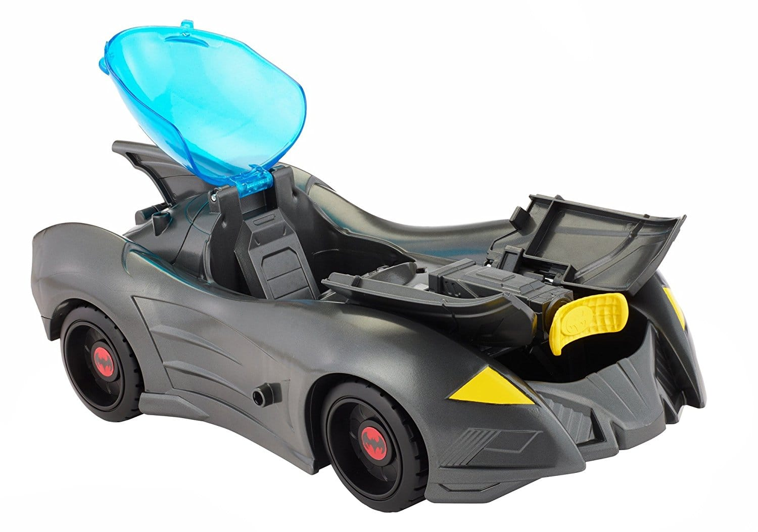 """DC Justice League Action Attack & Trap Batmobile Vehicle, 4.5"""" Add-On $5.42"""