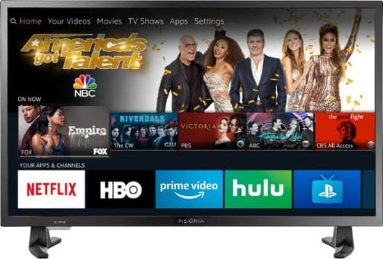 "Insignia 32"" LED 720p Fire TV Edition $100 FS Best Buy"
