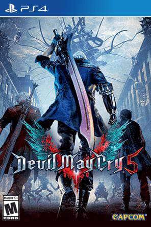 PS4 Devil May Cry 5 - $19.99 at Redbox, YMMV $20