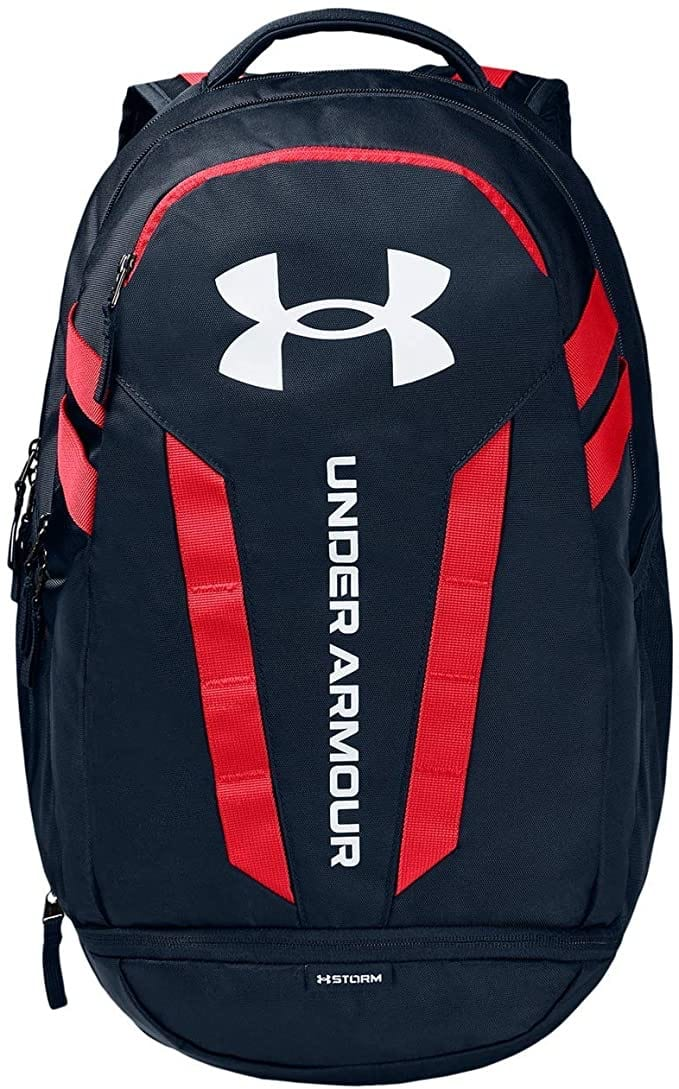 Under Armour Adult Hustle 5.0 Backpack 3 colors Prime Shipping $22