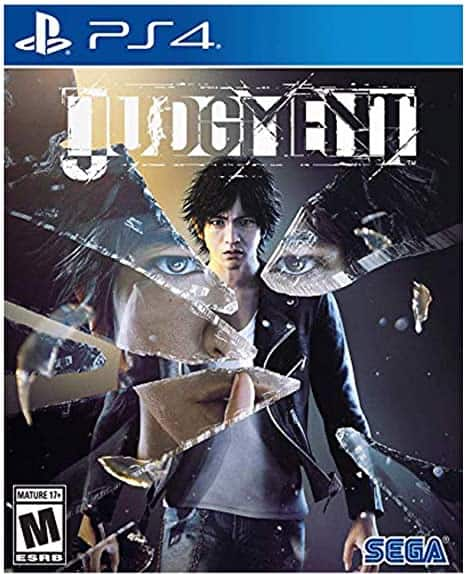 Judgment PS4  PlayStation 4  Free Curbside Pickup Cheapest Price  By $10