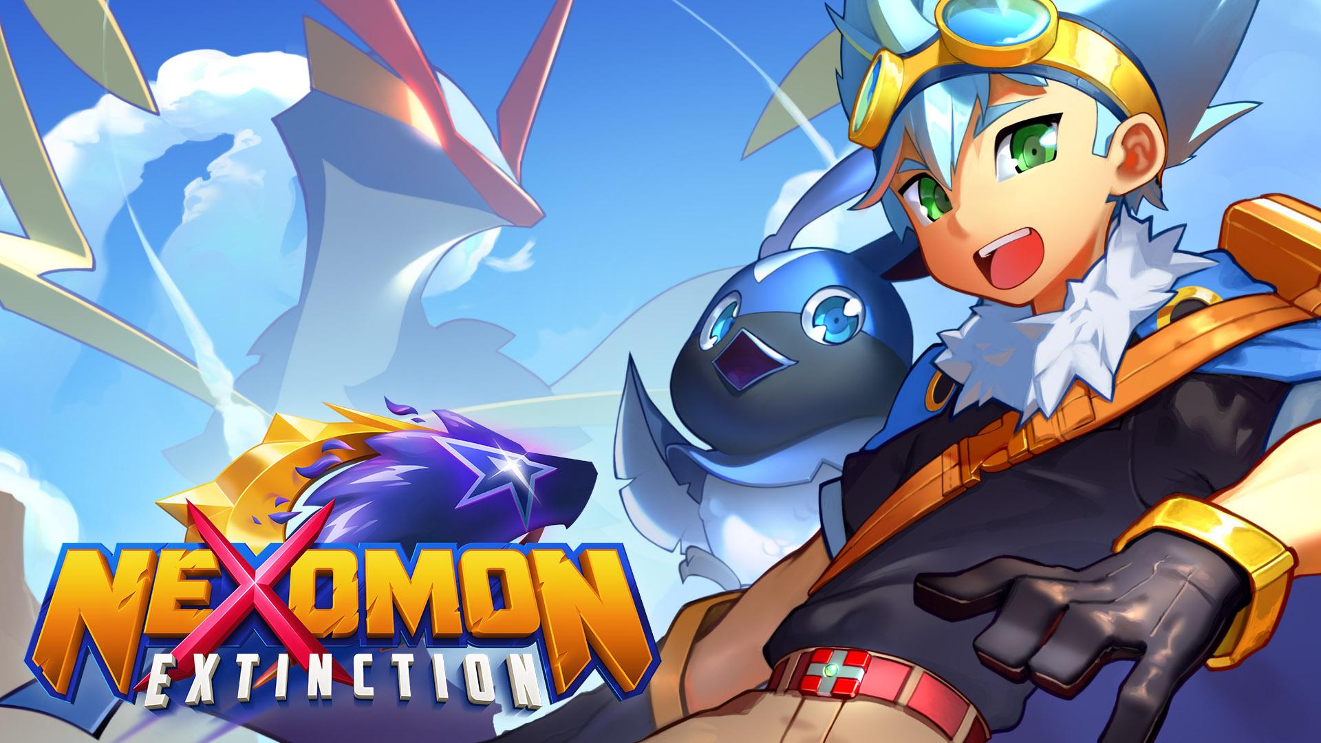 Nexomon: Extinction - Nintendo Switch  - Digital eShop, Ends March 1st $15