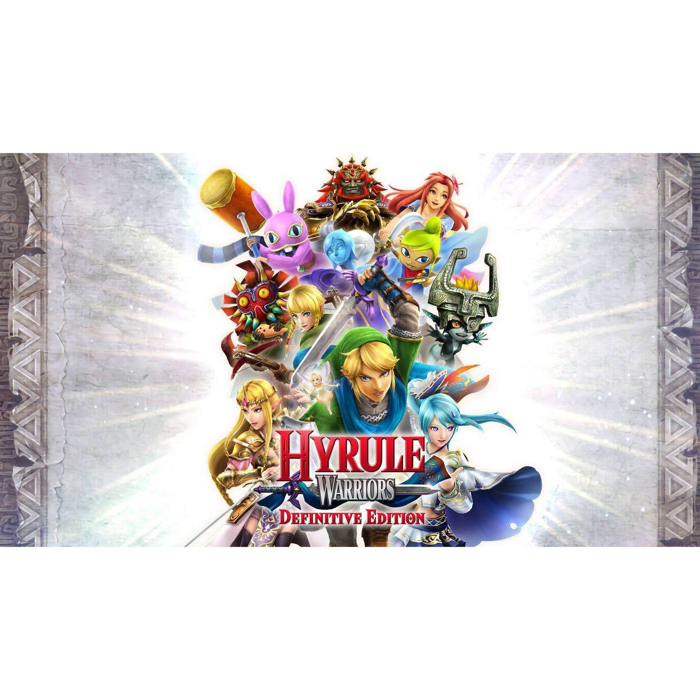 Hyrule Warriors: Definitive Edition - Nintendo Switch (Digital) $50