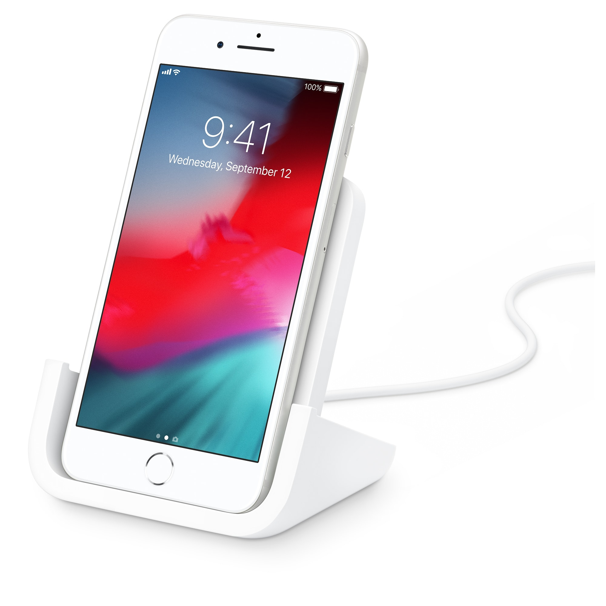 8830fa4af84 Prime Day: Logitech Powered - Wireless Charging Stand for iPhone 8 and  above $39.99 + free ship - Slickdeals.net