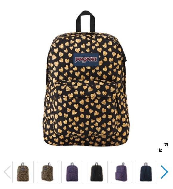 Office Depot *in-store YMMV* Home / Product Details JanSport® SuperBreak® Backpack, Assorted Designs (No Design Choice) $12.91