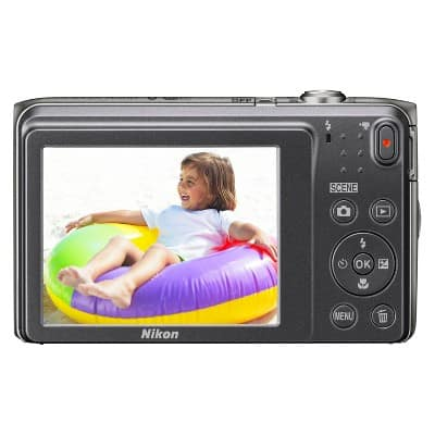 Nikon® COOLPIX A300 Compact Camera - Silver (26519) YMMV *in-store* $70
