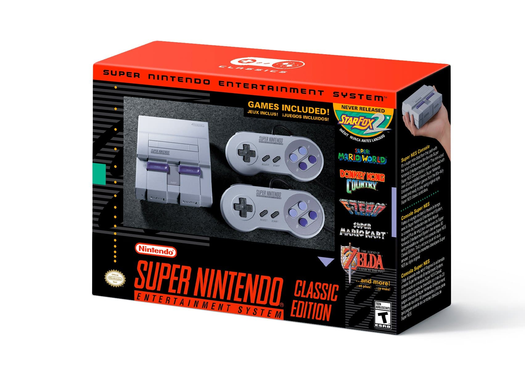 Nintendo SNES Classic @ Dell on 11/28 11:00 AM EST $79.99
