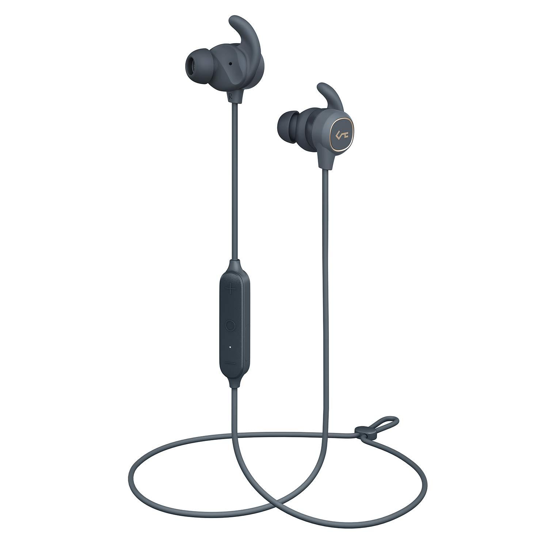 2 X AUKEY Key Series B60 Wireless Earbuds (Dark Grey + Light Grey) - $24.99