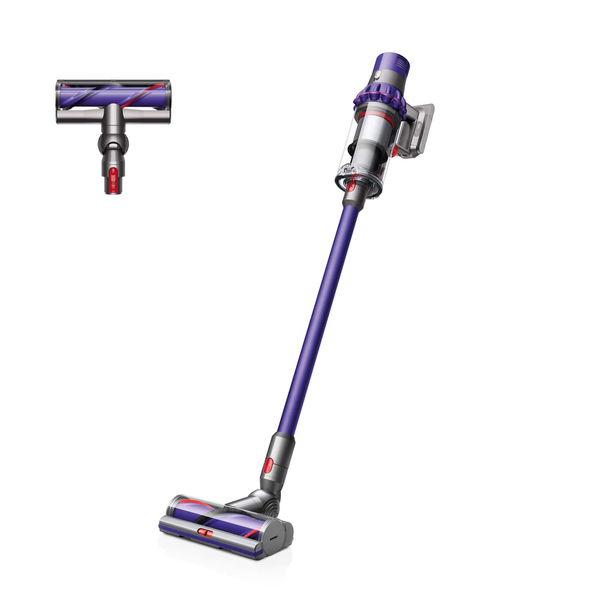 Dyson V10 Animal Cordless Vacuum Cleaner Refurbished $259 and more