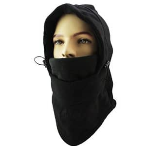 Sportown Ski Full Face Balaclava Fleece Neck Hat for $7.99 @ Amazon