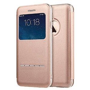 53% OFF iPhone 6/6s Plus Benuo Slim Flip Case with Window / Smart Slide / Built-in Stand $8.93 AC @Amazon