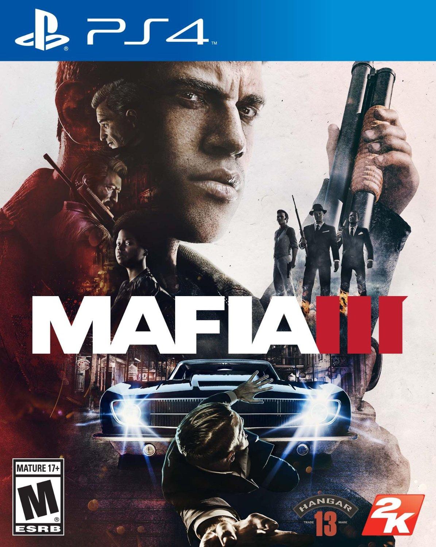 Mafia 3 (PS4) $9.99 (RedBox)