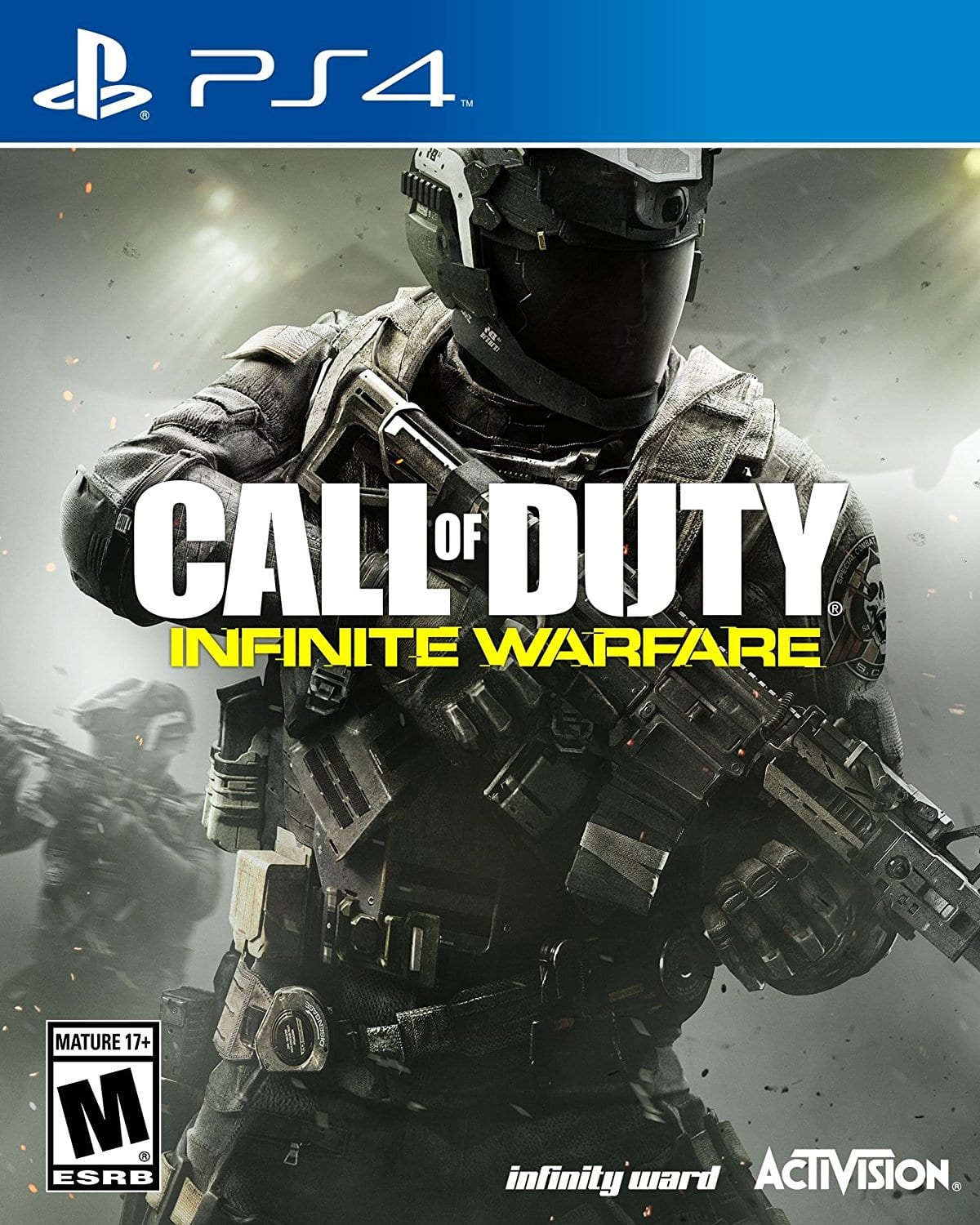 Call of Duty: Infinite Warfare - Standard Edition - PlayStation 4 19.99$