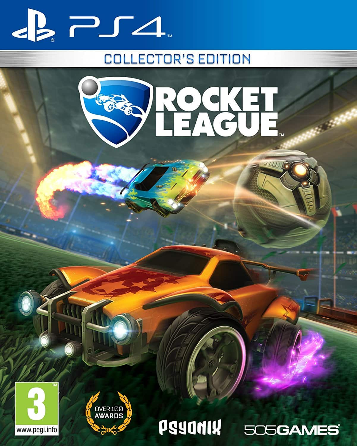 Rocket League PS4 (Used) (Redbox) $9.99
