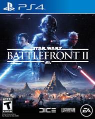 STAR WARS Battlefront II (Gamestop) PS4 or XBOX $39.99