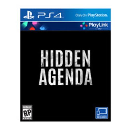 Sony Computer Entertainment Hidden Agenda (PS4) $13