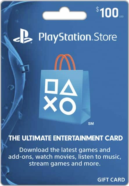 PSN Credit $100 Digital Code $86.25