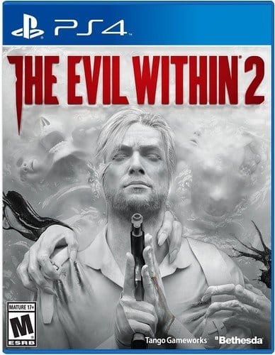 The Evil Within 2 - PlayStation 4: Bethesda Softworks Inc: Video Games [Disc, Standard, PlayStation 4] $23.27